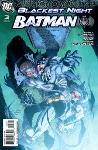 Blackest Night - Batman #3 001